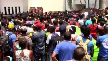 Los migrantes han sido estafados a su paso por Chiapas