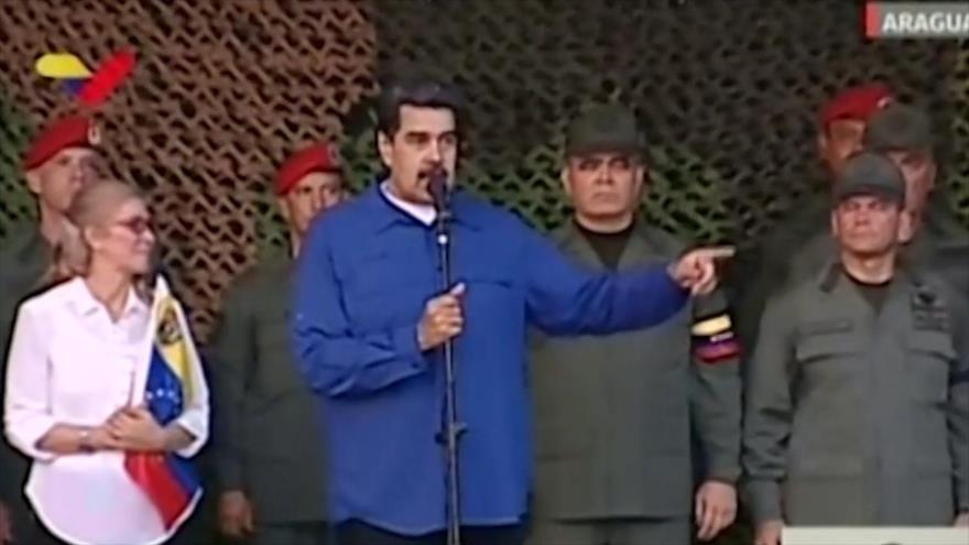 Maduro: Diálogo es la mejor manera para resolver problemas