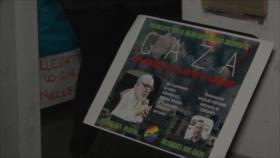 Solidaridad con Palestina se expresa en Buenos Aires