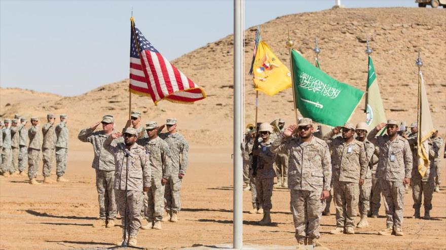 EEUU despliega de nuevo sus tropas en Arabia Saudí | HISPANTV