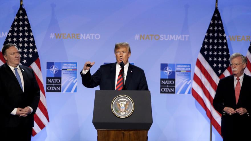 EEUU, con su catadura moral, no puede condicionar diálogo con Irán