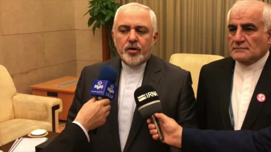 Zarif descarta la guerra: nadie sueña con enfrentarse a Irán | HISPANTV