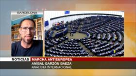Baeza: Ultraderecha europea quiere una UE racista y xenófoba