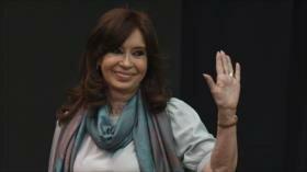 Kirchner se postula como vicepresidenta en próximas elecciones