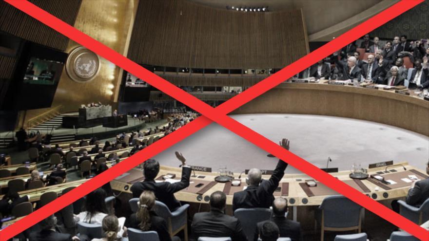 Vídeo: Israel nunca ha respetado las normativas de ONU