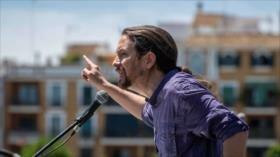 Iglesias: Época de bipartidismo se acabó y hace falta coalición