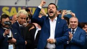 Ultraderecha une fuerzas en Italia para asaltar la Unión Europea