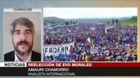 Chamorro: Bolivia creció como nunca en su historia con Morales
