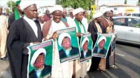 Nigeria reprime protesta que pide libertad de Al-Zakzaky