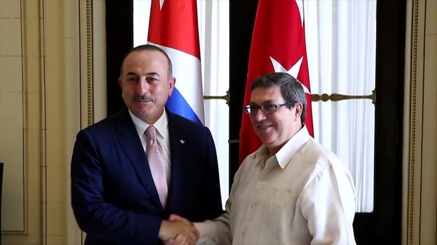 Cuba y Turquía apuestan por potenciar lazos políticos y económicos
