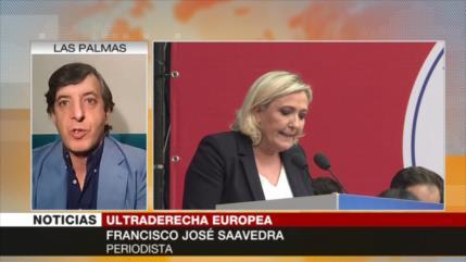 """""""Extrema derecha creció en Europa por abandono de ciudadanos"""""""