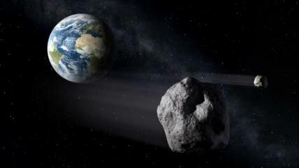 20 de mayo, un asteroide gigantesco rozará la Tierra