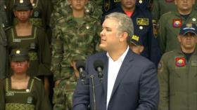 Poca favorabilidad tiene la gestión del presidente de Colombia
