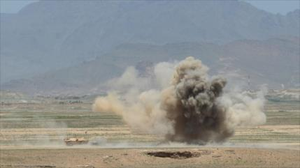 Muere un ciudadano iraní por explosión de mina en Afganistán