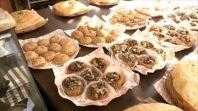 Sirios celebran el mes de Ramadán en plena seguridad