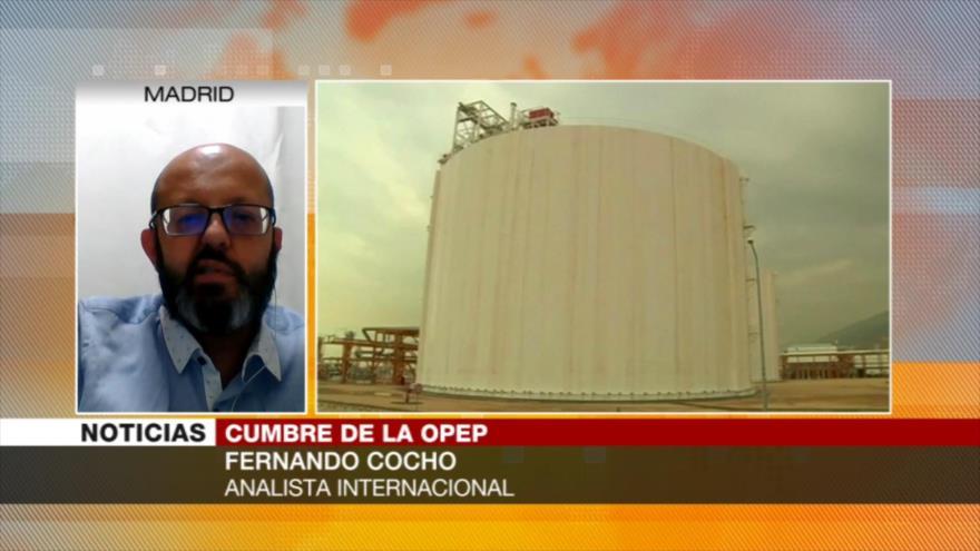 'EEUU no consume su petróleo lo reserva como medio estratégico'