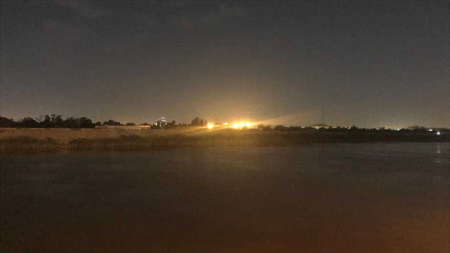 Reportan ataque con cohete cerca de la embajada de EEUU en Irak