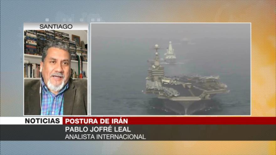Jofré Leal: EEUU no ha sido capaz de ocasionar daño a Irán