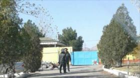 Motín de reclusos extremistas deja 32 muertos en Tayikistán