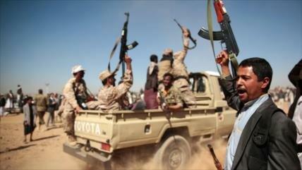 Ansarolá lanza ofensiva para recuperar ciudad estratégica yemení