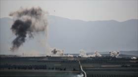 Ejército sirio continúa sus operaciones para liberar Idlib