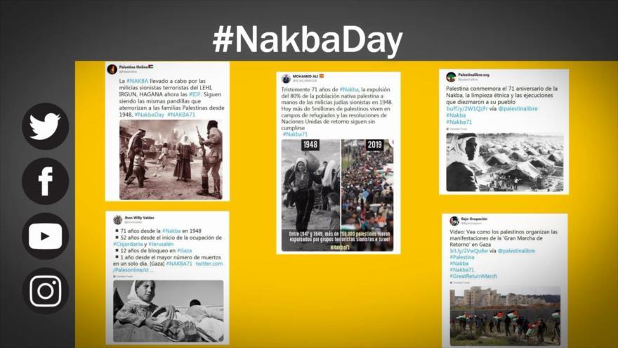 Etiquetaje: Nakba; limpieza étnica y el nacimiento de Israel
