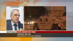 Zelaia: EEUU experimenta una pérdida internacional de hegemonía