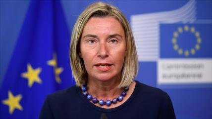 """UE insta a Trump a evitar """"cualquier provocación"""" contra Irán"""