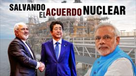 Detrás de la Razón: ¿China e Irán vs EEUU?