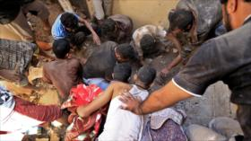 Arabia Saudí mata a niños yemeníes con bombas de Occidente