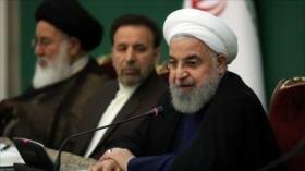 Rohani: Situación actual no es adecuada para diálogo con EEUU