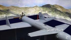 Drones yemeníes golpean un depósito de armas en Arabia Saudí