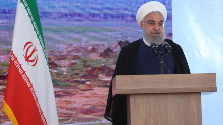 Presidente iraní: Irán nunca cederá ante intimidaciones de EEUU | HISPANTV