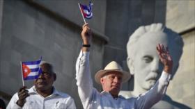 "Díaz-Canel tacha de ""desvergonzado"" mensaje de Trump a Cuba"