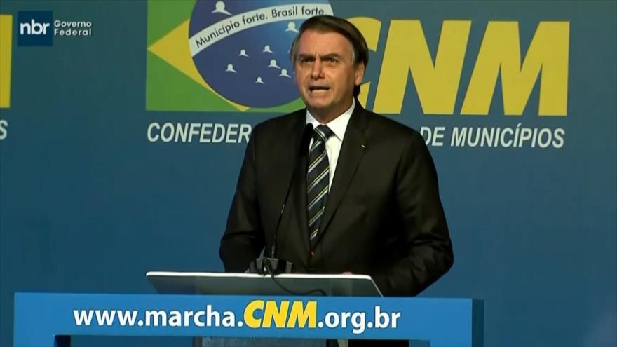 Amnistía Internacional: Bolsonaro amenaza los DDHH en Brasil | HISPANTV