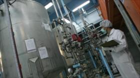 Irán respeta el JCPOA cuadruplicando uranio enriquecido al 3,67 %