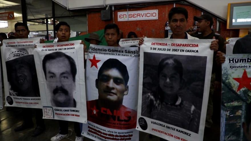 Activistas y luchadores sociales exigen protección a López Obrador
