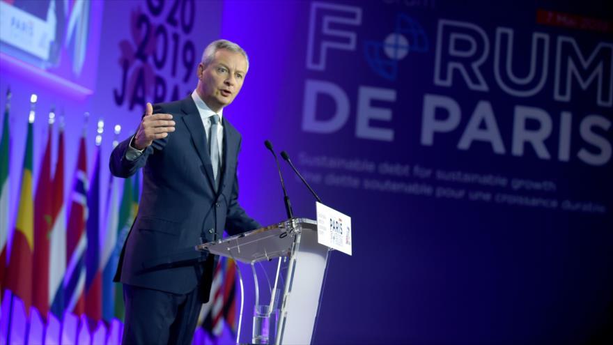 Francia: EEUU presiona a Europa por el canal de comercio con Irán | HISPANTV