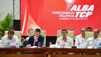 ALBA repudia medidas injerencistas de EEUU en América Latina
