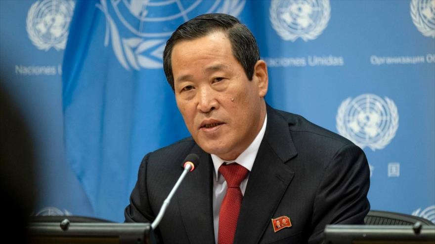 Pyongyang alerta a EEUU de consecuencias del decomiso de su buque