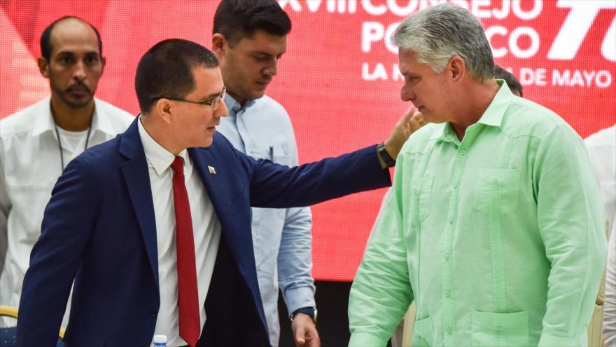 ALBA rechaza injerencia de EEUU en Venezuela y sus amenazas a Cuba | HISPANTV