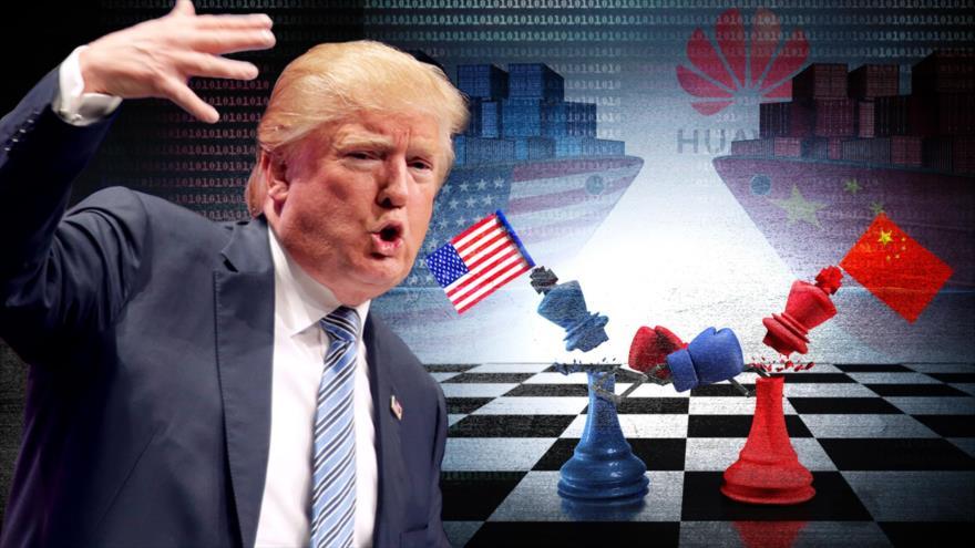 ¿Podrá Trump impedir que China pase a ser una superpotencia? | HISPANTV