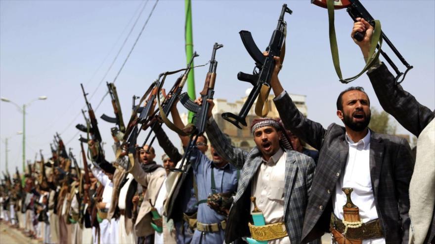 Vídeo: Ansarolá libera una ciudad estratégica del sur de Yemen