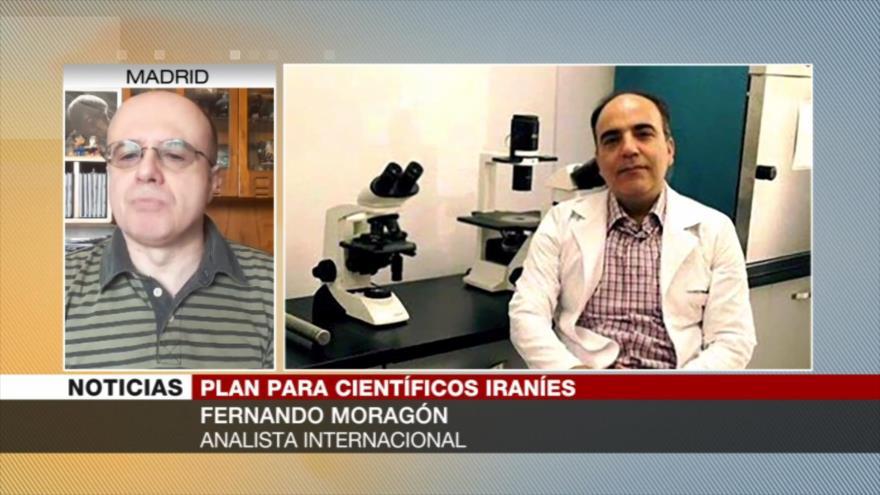 Moragón: EEUU ha declarado la guerra a Irán robándole científicos