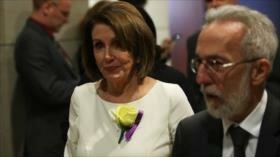 Demócratas acusan a Trump de estar involucrado en 'encubrimiento'