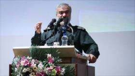 'Irán controla completamente parte norteña de estrecho de Ormuz'