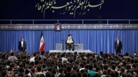Líder iraní: Jóvenes verán declive de Israel y civilización de EEUU