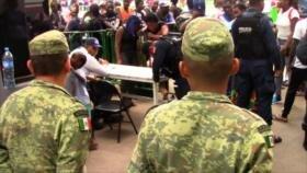 Gobierno de México manda a Guardia Nacional a la frontera sur