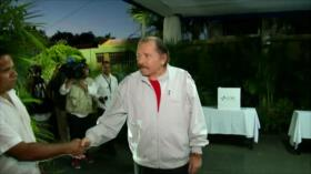 Gobierno de Nicaragua asegura que oposición promueve injerencia