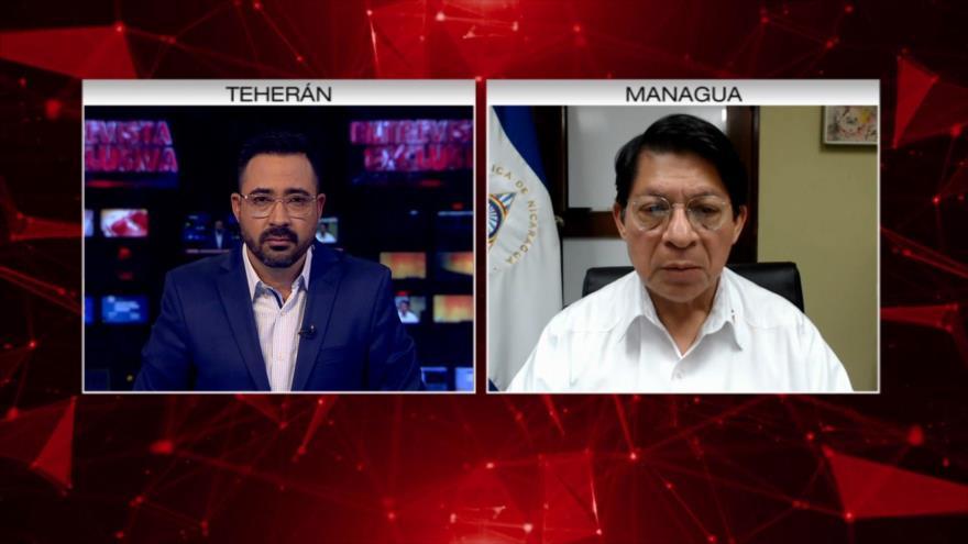 """Nicaragua no acepta """"chantajes"""" ni """"amenazas"""" de la oposición"""